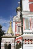 Russian church Royalty Free Stock Photos