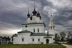 Russian church Stock Photos