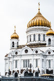 Russian church. Stock Photo