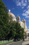 Russian church. Stock Image