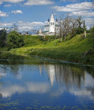 Russian church. Suzdal Royalty Free Stock Image