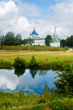 Russian city of Suzdal Orthodox church Stock Image