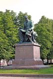 Russian composer Nikolai Rimsky-Korsakov Stock Images