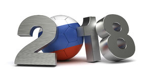 Russian 2018 Stock Images