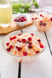 Sauerkraut with cranberries Royalty Free Stock Photo
