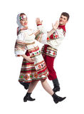 Russian dance Stock Image