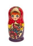 Russian doll - matreshka Royalty Free Stock Image