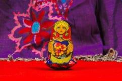 Russian doll, matriochka Stock Images