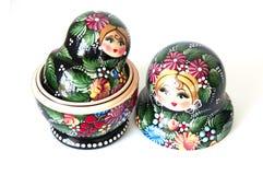 Russian doll (Matroshka) Royalty Free Stock Image