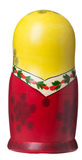 Russian doll matryoshka Royalty Free Stock Photo