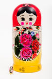 Russian Dolls. Russian traditional gift and toy called russian dolls or matrioshka Royalty Free Stock Photography