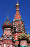 Russian Dome Royalty Free Stock Photography