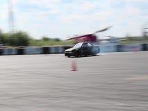 Russian Drift. stock footage