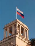 Russian Embassy Stock Image