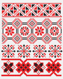 Russian embroider Royalty Free Stock Photos