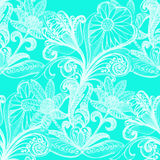 Russian Ethnic ornament, seamless pattern , decoration objects Royalty Free Stock Photos