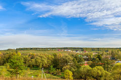 Russian expanses Stock Images