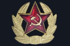 Russian federation military force aggression Royalty Free Stock Photography