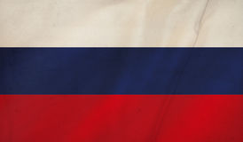 Russian flag background. royalty free stock photo