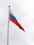 Russian flag tricolor. Royalty Free Stock Photography