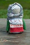 Russian folk doll Royalty Free Stock Photo
