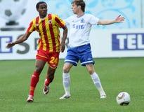Russian Football Premier League Stock Photography