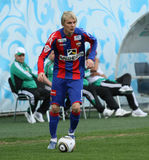 Russian Football Premier League Royalty Free Stock Image