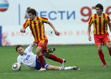 Russian Football Premier League Stock Images