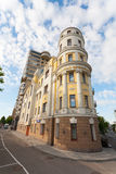 Russian Football Union building Stock Photography