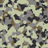Russian frontier guard seamless camo Royalty Free Stock Photography