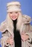 Russian girl 2 Stock Photos