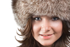 Russian glamour-1 Stock Photography