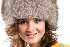 Russian glamour-9 Stock Image