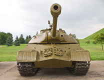Russian heavy tank Royalty Free Stock Images