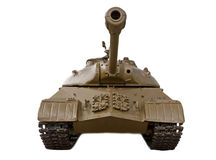 Russian heavy tank Royalty Free Stock Image