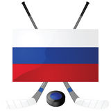 Russian hockey Stock Images