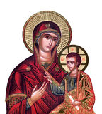 Russian icon Stock Images