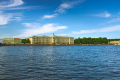 He Russian Imperial Academy of Arts Stock Images
