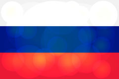 Russian Independence Day. Celebration Banner. Day of Russia Illustration. Celebration of 12 June, 23 February. Vector Stock Illustration