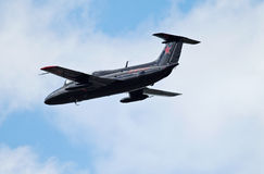 Russian jet aircraft Royalty Free Stock Photography