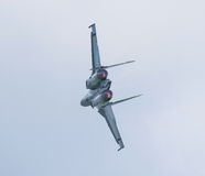 Russian jet fighter Royalty Free Stock Image