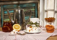 Russian kitchen Royalty Free Stock Photo