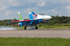 Russian Knights Royalty Free Stock Photos