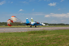 Russian Knights Royalty Free Stock Photo
