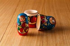 Russian matreshka Royalty Free Stock Images