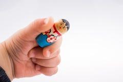Russian matrushka toy Stock Photos