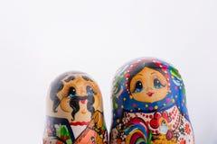 Russian matrushka toy Royalty Free Stock Photo