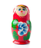 Russian matryoshka doll Stock Images
