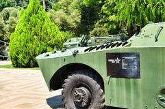 Russian military equipment Royalty Free Stock Photo