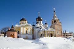 Russian monastery Royalty Free Stock Photos